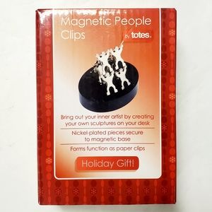 New Magnetic People Clips by Totes Holiday Gift